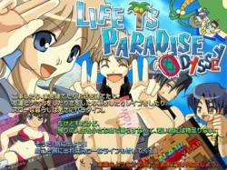 [200426][WLCソフト] LIFE IS PARADISE ODYSSEY [510M] [RJ245822]